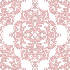 vintage baroque rococo ornament pattern stock vector image 75794397