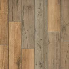floor and decor porcelain tile birch forest noce wood plank porcelain tile 6 x 36 100063981