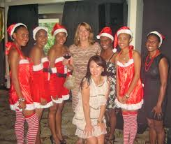 christmas party u2013 port moresby next stop papua new guinea
