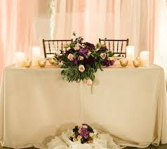 bride and groom sweetheart table wedding party seating plan using sweetheart table planning a wedding