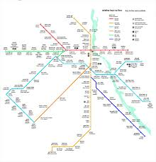 Metrorail Map Delhi Metro Rail Info Delhi Metro Map