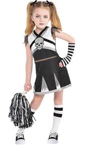 Halloween Costumes Cheerleaders Girls Rah Rah Rebel Cheerleader Costume Party