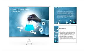 chemistry powerpoint template simple chemistry powerpoint