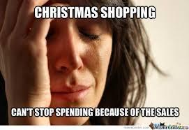 Christmas Shopping Meme - christmas shopping by recyclebin meme center
