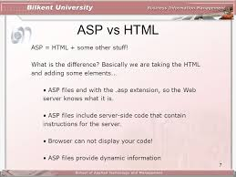 1 today introduction to asp part 1 explain the client server