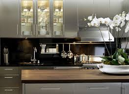 Stainless Steel Kitchen Cabinets Stainless Steel Kitchen Cabinets Modern Kitchen Carlyle Designs