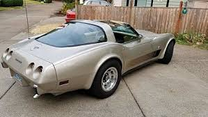 25th anniversary corvette value 1978 chevrolet corvette classics for sale classics on autotrader