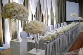elegant wedding decor elegant delta hotel and south hall wedding