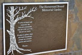 outdoor memorial plaques cast bronze garden plaque with stake victor kaufmann bronze