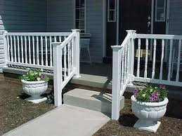 front porch railing kit aluminum porch railing front porch stair