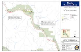 French Creek State Park Map by Humboldt Redwoods State Park