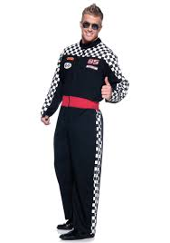 halloween costumes for a guy mens race car driver costume costumes