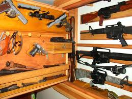 Free Wooden Gun Cabinet Plans Articles With Wood Gun Cabinet Designs Label Extraordinary Wooden