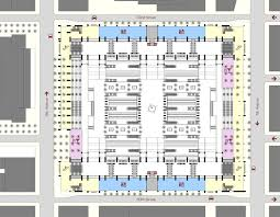 Penn Station Floor Plan by Program And Circulation U2013 Arrival New York Penn Station