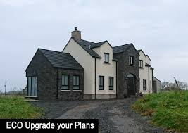 eco homes in northern ireland low energy low cost ecohouses