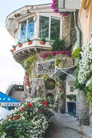 Positano Italy Map by The Path Of The Gods Positano Italy U2022 The Overseas Escape