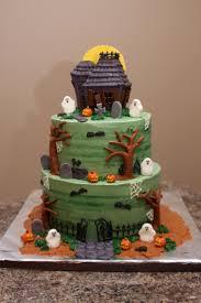 halloween splendi halloween cake ideas haunted house cakes