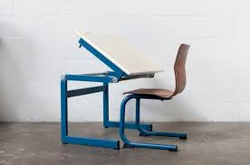 Chair For Drafting Table Friso Kramer Style Kids Drafting Tabledrafting Style Available Too