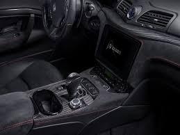 maserati steering wheel driving vwvortex com the maserati granturismo gets lightly refreshed