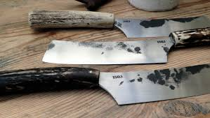 Kitchen Knives Australia by Handmade Cleaver Inspired By An Antique Store Find Cleaver