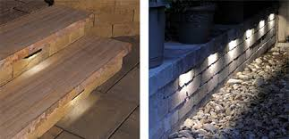 Patio Paver Lights Hardscape Lighting Cambridge Pavingstones Outdoor Living