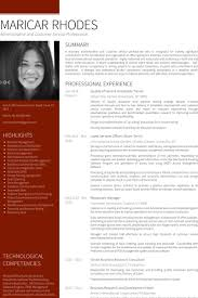 Hospitality Resumes Examples by Hospitality Resume Samples Visualcv Resume Samples Database