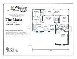 floor plans winding river community