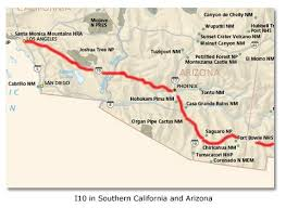 map us interstate system interstate highway system history desertusa