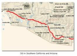 map louisiana highways interstates interstate highway system history desertusa