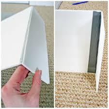 a high end look for less foam board cornice window treatment