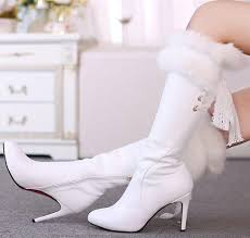 buy boots china 19 best white boots images on white boots fur boots