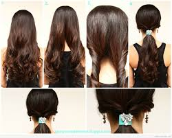 how to make hairstyle for long hair at home hairstyles for long hair