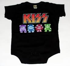 band baby rock heavy metal band baby infant onesie clothing 18 24