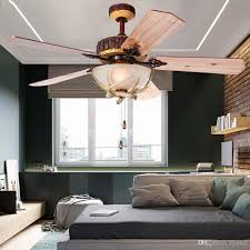 40 inch industrial fan 2018 rustic ceiling fan 52inch indoor home decoration living room