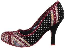 Wedding Shoes Irregular Choice Patty Black U0026 Red Shoe Irregular Choice