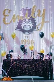 wars party ideas kara s party ideas glam rock wars party kara s party ideas
