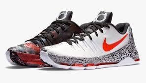 kd christmas nike kd 8 mens basketball shoes 11 white black 822948 106 ebay