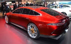 mercedes concept car mercedes amg gt concept a new rival to the porsche panamera