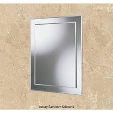 Illuminated Bathroom Mirror by Linus Luxury Designer Non Illuminated Bathroom Mirror Designer