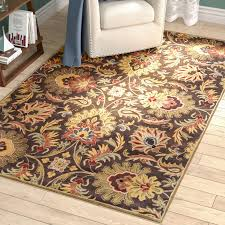 Wool Area Rugs Charlton Home Camden Chocolate Tufted Wool Area Rug Reviews