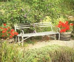 Garden Bench With Storage Garden Benches An Added Attraction To Your Garden All Around The