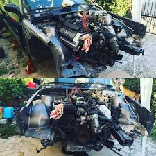 bmw e30 wagon with a m60 v8 u2013 engine swap depot