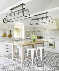kitchen room design corner shelves lindsey adelman wall shelving