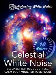 amazon com celestial white noise 10 hours sleep better reduce