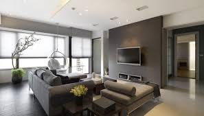 apartment living room interior design home decorating interior