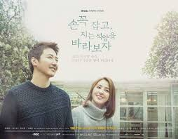 film korea sub indo streaming drama korea let s look at the sunset holding hands ep 32 subtitle