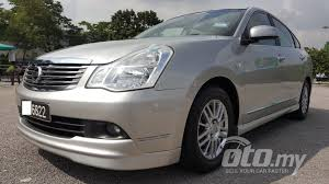 nissan sylphy 2009 used nissan sylphy 2 0 impul 199632 oto my