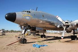 lockheed c 121a constellation columbine ii air force one pres