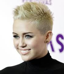 are you brave enough go for a pixie like miley cyrus
