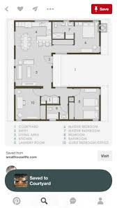 7 best l shaped house plans images on pinterest architecture